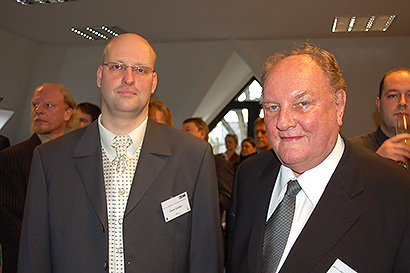 The owners: Claus Cordes & Günter Cordes